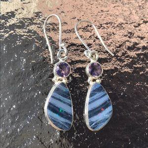 HOST PICK Genuine Australian Opal pierced Earring